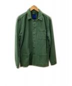 ()の古着「ジャケット」|グリーン