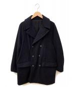 teatora(テアトラ)の古着「ドキュメントコート」|ネイビー