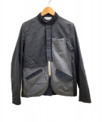 DIGAWEL(ディガウェル)の古着「ジャケット」|ブラック