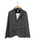 DELUXE(デラックス)の古着「3Bジャケット」|グレー
