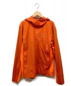 ARCTERYX(アークテリクス)の古着「ATOM SL HOODY」|オレンジ
