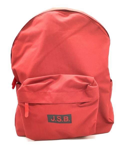 JSB(ジェイエスビー)JSB (ジェイエスビー) リュック レッド 未使用品 50854082の古着・服飾アイテム