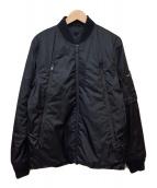 ()の古着「MA-1ブルゾン」 ブラック