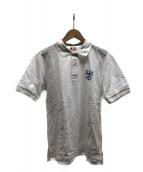 Buzz Ricksons(バズリクソンズ)の古着「ポロシャツ」|ホワイト