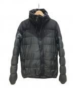 KLATTERMUSEN(クレッタルムーセン)の古着「ダウンジャケット」 ブラック