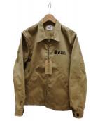 GANGSTERVILLE(ギャングスタビル)の古着「ワークジャケット」|ブラウン