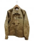 GANGSTERVILLE(ギャングスタービル)の古着「ワークジャケット」|ブラウン