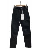 TAKAHIROMIYASHITA TheSoloIst.(タカヒロミヤシタザソロイスト)の古着「パンツ」|ブラック