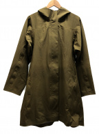 無印良品(ムジルシリョウヒン)の古着「フードコート」|ブラウン