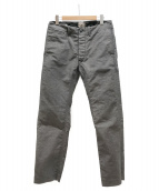 PHERROWS(フェローズ)の古着「パンツ」|ブラック