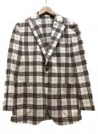 L.B.M.1911(エルビーエム1911)の古着「テーラードジャケット」 ベージュ