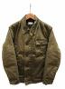 WEST RIDE(ウエストライド)の古着「ジャケット」|オリーブ