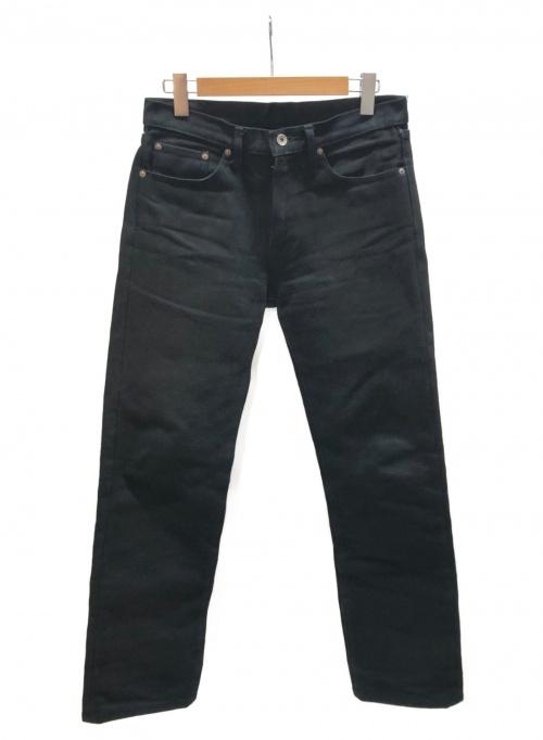 IRON HEART(アイアンハート)IRON HEART (アイアンハート) ブラックデニム ブラック サイズ:W31の古着・服飾アイテム