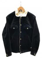 THE CRIMIE(ザ クライミー)の古着「ボアジャケット」|ブラック