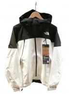 THE NORTH FACE(ザ ノース フェイス)の古着「スーパーヘイズジャケット」 ホワイト×ブラック