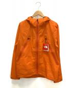 THE NORTH FACE(ザ ノース フェイス)の古着「オプティミストジャケット」|オレンジ