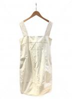 MARNI(マルニ)の古着「キャミソールワンピース」|アイボリー