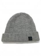 LOUIS VUITTON(ルイ ヴィトン)の古着「ニット帽」|グレー