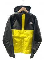 ()の古着「ドリズルジャケット」|イエロー×ブラック