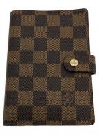 LOUIS VUITTON(ルイ ヴィトン)の古着「アジェンダPM」|ブラウン