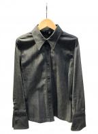 GUCCI()の古着「シャツ」 ブラック