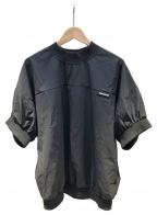 WIND AND SEA(ウィンダンシー)の古着「プルオーバーシャツ」|ブラック
