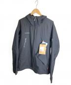 MAMMUT(マムート)の古着「Masao Light HS Hooded Jacket」 ブラック