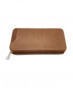 SONNE()の古着「長財布」 ブラウン