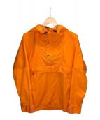 ()の古着「アノラックパーカー」 オレンジ