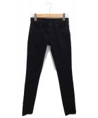 ()の古着「スキニーパンツ」|ブラック