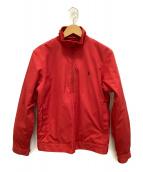 POLO RALPH LAUREN(ポロラルフローレン)の古着「ナイロンジャケット」|レッド