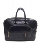 TOFF&LOADSTONE(トフアンドロードストーン)の古着「ビジネスバッグ」|ブラック
