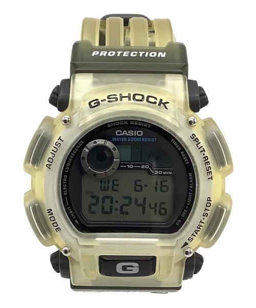 CASIO(カシオ)CASIO (カシオ) 腕時計 G-SHOCK DW-9000XS クォーツ ラバーの古着・服飾アイテム