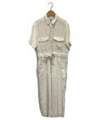 AMERI(アメリヴィンテージ)の古着「シャツワンピース」 ホワイト