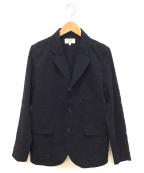 SONTAKU(ソンタク)の古着「スプリングジャケット」 ネイビー