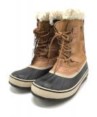 SOREL(ソレル)の古着「ブーツ」|ブラウン×ブラック