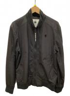 G-STAR RAW(ジースターロゥ)の古着「ナイロンジャケット」|ブラック