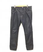 Carhartt WIP(カーハートダブリューアイピー)の古着「デニムパンツ」 インディゴ