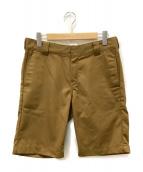 CARHARTT WIP(カーハート ダブリューアイピー)の古着「ショートパンツ」|ブラウン