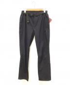 MILLET(ミレー)の古着「クライミングパンツ」 ブラック