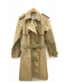 Jean Paul GAULTIER(ジャンポールゴルチエ)の古着「ビニールコート」 ベージュ