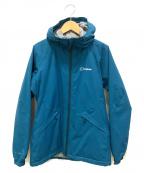 Berghaus(バーグハウス)の古着「中綿ジャケット」|ブルー