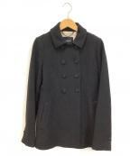 MAX&Co.()の古着「ショートコート」 ブラック