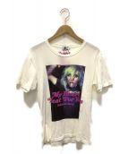 Hysteric Glamour(ヒステリックグラマー)の古着「Tシャツ」|ホワイト