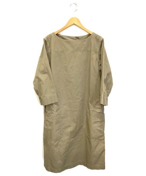 MHL(エムエイチエル)MHL (エムエイチエル) ワンピース ベージュ サイズ:I 未使用品の古着・服飾アイテム