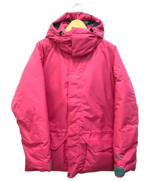 MARMOT(マーモット)MARMOT (マーモット) ダウンジャケット ピンク サイズ:M 未使用品の古着・服飾アイテム
