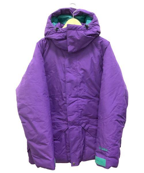 MARMOT(マーモット)MARMOT (マーモット) ダウンジャケット パープル サイズ:L 未使用品の古着・服飾アイテム