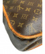 中古・古着 LOUIS VUITTON (ルイ・ヴィトン) メッセンジャーGMボスフォール ブラウン モノグラム M40105 定価127.050円 DU1026:19800円