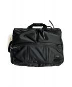 LUGGAGE LABEL(ラッゲジレーベル)の古着「3WAYバッグ」 ブラック