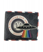 GUCCI(グッチ)の古着「2つ折り財布」|マルチカラー